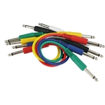 00054550 Peavey 1' Colored Utility Instrument Cable