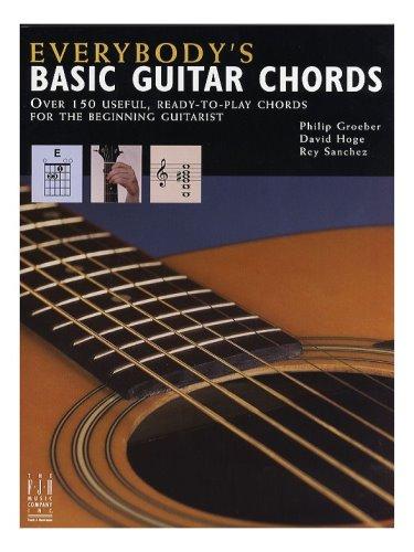 Piccolos Music Everybodys Basic Guitar Chords