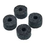 Gibraltar SC-CFL/4 Tall Cymbal Felts - 4 Pack