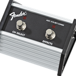 0071359000 Fender Champion 2-Button Footswitch