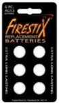 Grover FXRB Firestix Alkaline Batteries