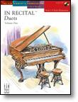 In Recital Duets, Volume One, Book 1 Piano