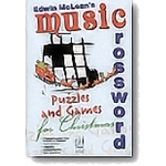 Edwin McLean's Music Crossword Puzzles and Games for Christmas Piano