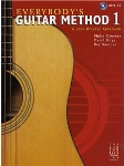Everybody's Guitar Method, Book 1 (with CD)