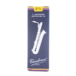 Vandoren Baritone Sax #2.5 - Single Reed