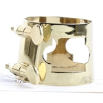 American Plating 334G Alto Sax Ligature Gold