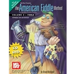 American Fiddle Method Violin Volume 2 - Online Audio