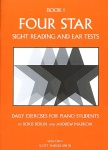 Four Star Sight Reading and Ear Tests - Book 1
