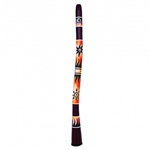 "Toca DIDG-CTS 50"" Synthetic Didgeridoo, Tribal Sun"
