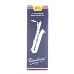 Vandoren Baritone Sax #3.5 - Each reed (single)