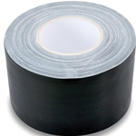 GFT-447BKBULK Hosa Gaffer Tape - 2 in x 60 yards - Bulk
