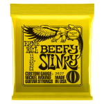 2627 Ernie Ball Beefy Slinky Nickel Wound Electric Guitar Strings - 11-54 Gauge