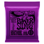2220 Ernie Ball Power Slinky Nickel Wound Electric Guitar Strings - 11-48 Gauge