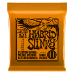2222 Ernie Ball Hybrid Slinky Nickel Wound Electric Guitar Strings - 9-46 Gauge