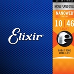 Elixir 12052 Nanoweb Light Guage