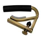 Shubb C1B Capo for Steel String Guitar Brass