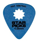 Everly 30025 Star Picks 12 Pack Blue