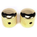 00073200 Peavey Gold Guitar Knobs (2)