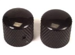 00073220 Peavey Black Dome Guitar Knobs (2)
