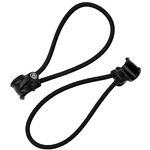 D'Addario PWECT2 Elastic Cable and Power Cord Tie Wraps