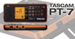 Misc  Tascam PT-7 Tuner/Recorder, Used