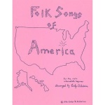 Folks Songs of America for Violin