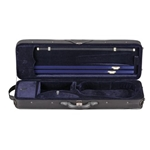 Shar Music TC59XBLU44 Toshira TC59X Violin Case, 4/4 - Blue