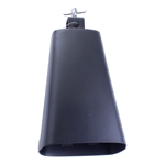 "Misc UPCB7 UPC 7"" Black Cowbell"