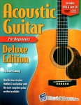 Watch & Learn Acoustic Guitar Primer Deluxe w/CD/DVD