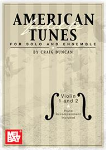 American Fiddle Tunes/Solo & Ensemble Violin 1 & 2