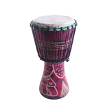 Hand-Made African Djembe, Small