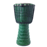 Hand-Made African Djembe, Medium Small