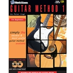 Watch & Learn Guitar Method Book 1 w/2 CDs