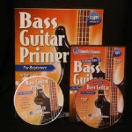 Watch & Learn Bass Guitar Primer Deluxe w/CD/DVD