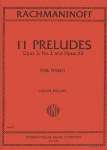 Rachmaninoff - 11 Preludes for Piano