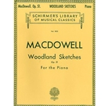 MacDowell - Woodland Sketches Opus 51 for Piano