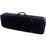 Misc 547GDBLU44 Heritage 547G Courier 4/4 Violin Case - Tan Int.