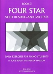Four Star Sight Reading and Ear Tests - Book 3