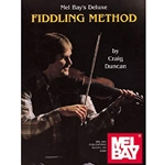 Mel Bay's Deluxe Fiddling Method - CD