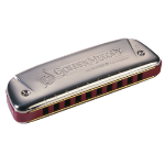 Hohner Golden Melody Harmonica - A