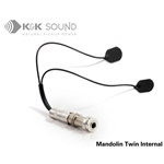 K&K Sound MANDOLINTWIN K&K Mandolin Twin Internal