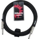 Dimarzio Braided Cable - Black -10'