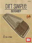 Dirt Simple Autoharp Book/CD Set