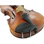 General Brand 1123 Dresden Chinrest - 4/4 Violin - Ebony