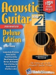 Watch and Learn Acoustic Guitar Book 2 Deluxe