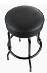 "9100323606 Fender 30"" Black Barstool"