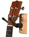 String Swing CC01UK-CHERRY StringSwing Ukulele/Mandolin Hanger - Cherry