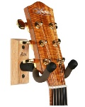 CC01K-BW String Swing Hardwood Guitar Keeper - Black Walnut