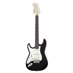 Fender 0321620565 Squier Standard Lefty Strat - Black Metallic