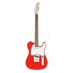 Fender 031020570 Squier Affinity Telecaster Race Red-RW (case extra)
